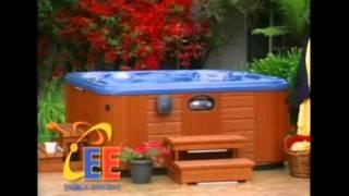 Гидромассажные СПА бассейны HotSpring(Подробнее о всесезонных СПА ваннах: http://www.HotSpring-spb.ru., 2011-09-25T13:11:04.000Z)