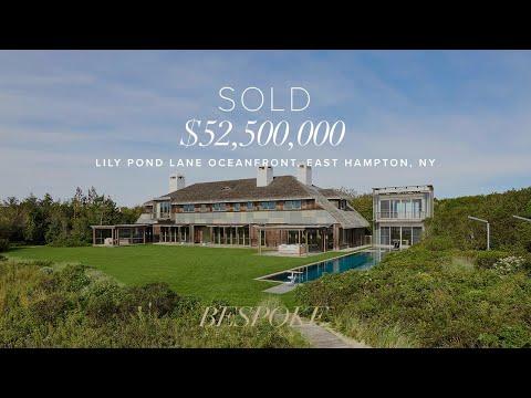 Lily Pond Lane Oceanfront, East Hampton, NY - Hamptons Real Estate