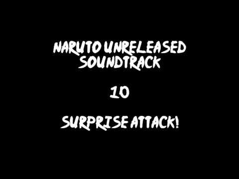 Naruto Unreleased Soundtrack - Surprise Attack! (REDONE)