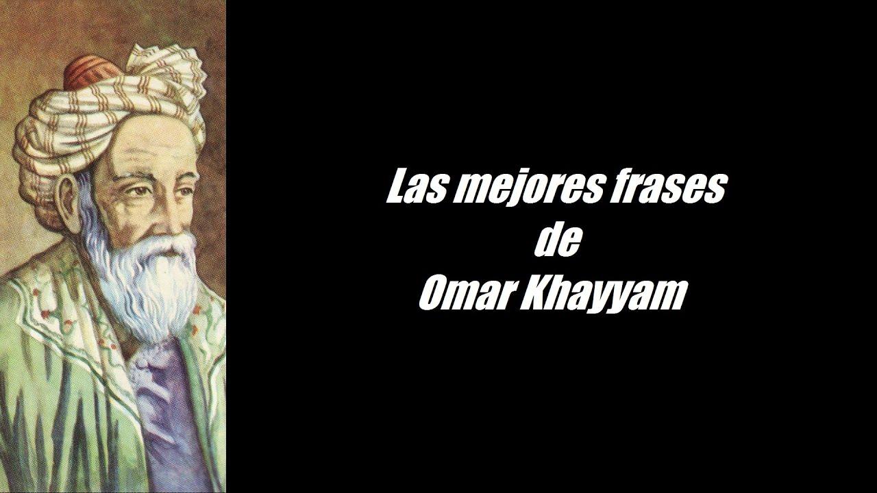 Omar Khayyam In Hindi Poemas Frases Y Biografía Del