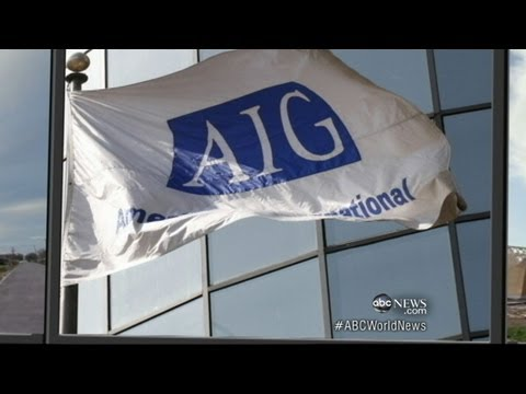 Bailout Backlash: Insurance Company AIG Considering Lawsuit Against Government