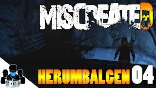 MISCREATED Deutsch German Let's Play #04 | HERUMBALGEN