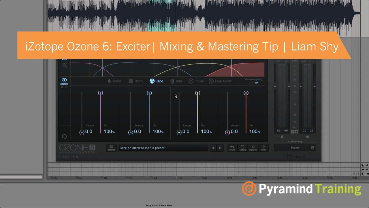 Izotope releases ozone 6: creative mastering platform.