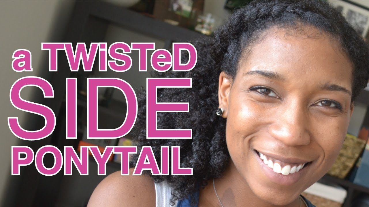 8 Easy Natural Hairstyles That Are Not A Bun Or A Puff