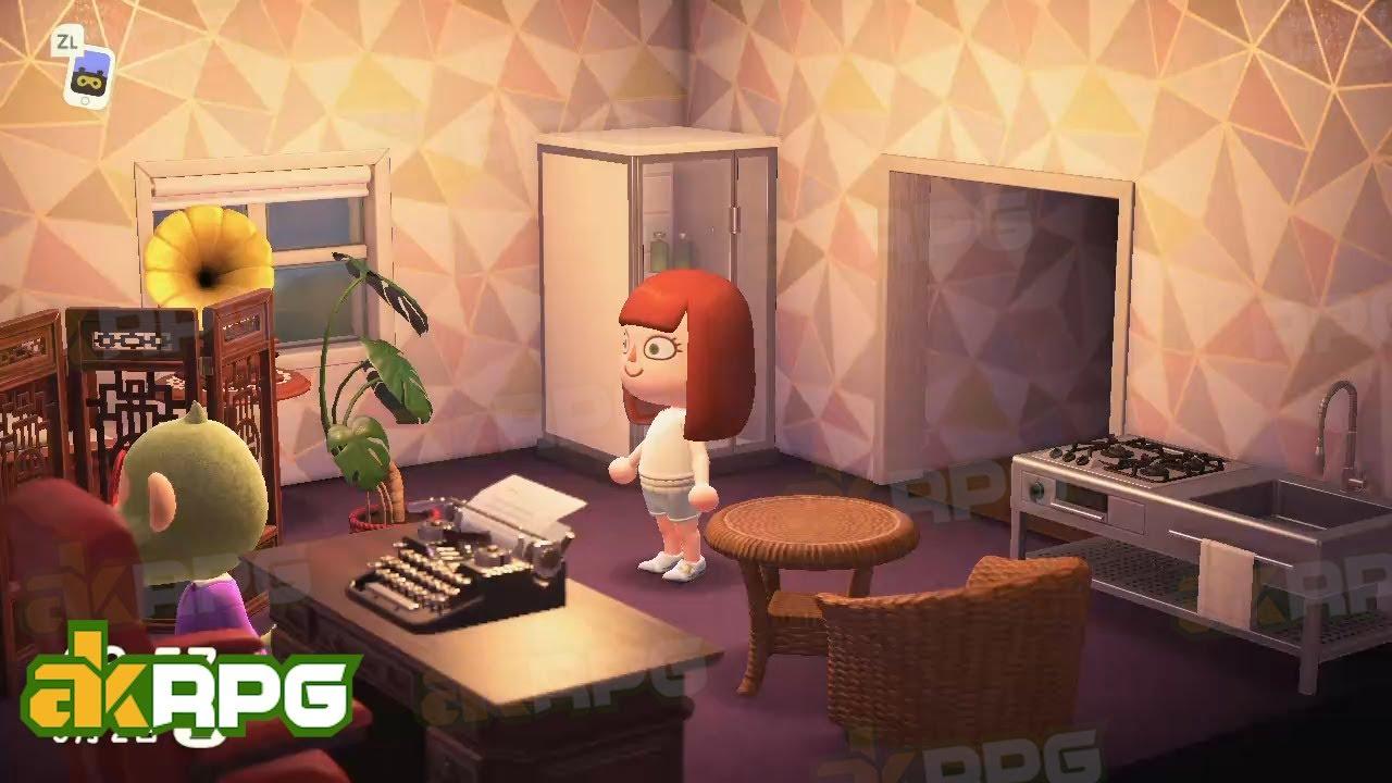 Animal Crossing New Horizons Room Designs - ACNH House ... on Animal Crossing New Horizon Living Room Ideas  id=66627