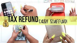 Cash Envelope Stuffing - May pt. 1 | Zero-Based Cash Budget | MamasGottaBudget
