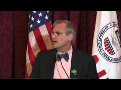Congressman Blumenauer - USAID Water Strategy