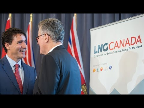 $40B natural gas pipeline in northern B.C. gets go-ahead