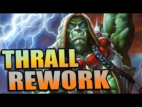 Thrall REWORK!! // Heroes of the Storm PTR