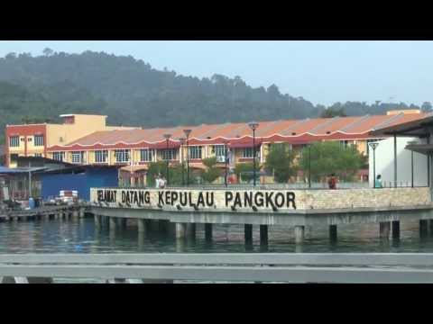 Pangkor Island Travel Guide 2013