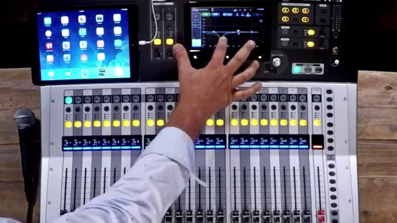 Yamaha TF Series Digital Mixers