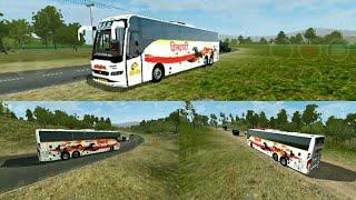 Msrtc Hirakani Asiad Livery Bus Simulator Indonesia Bussid