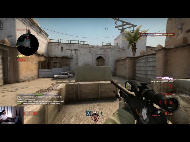 Rp*3 kills AWP D2