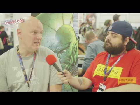 Erik Larsen Interview at NYCC 2016