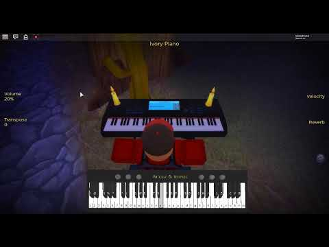 Roblox Piano Sheets The Spectre