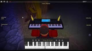 Gotoubun no Kimochi - Gotoubun no Hanayome by: Nakanoke no Itsutsugo on a ROBLOX piano.