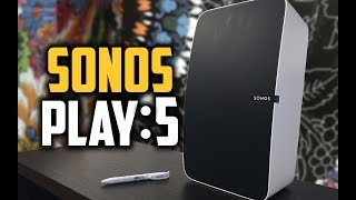 Sonos Play 5 Review - A Powerful & Modern Speaker