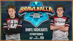 Wildcard | Brawlhalla 2019 DHATL Highlights