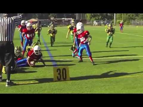 2013 Alexandria Titans AB7 Highlights