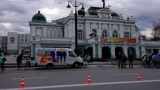 05 1 МАЯ Кольцевая велогонка Традиции ОМСКА