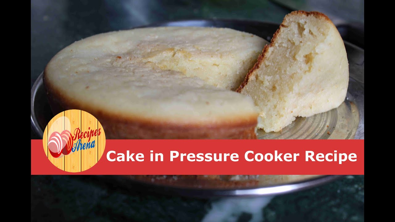 Cake recipe without oven in hindi