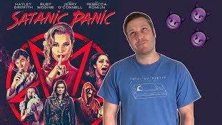 Fangoria's Satanic Panic Movie Review | Spoiler Free