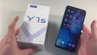 Обзор Vivo Y1S 2/32GB