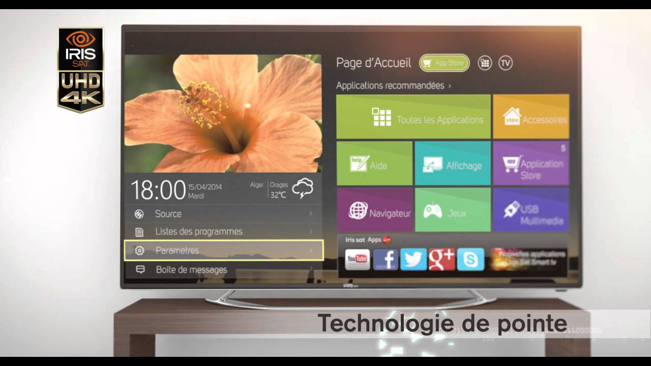 Tv led condor algerie