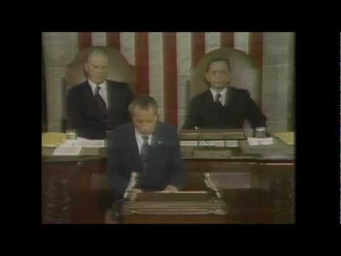 President Nixon's 1974 State of the Union