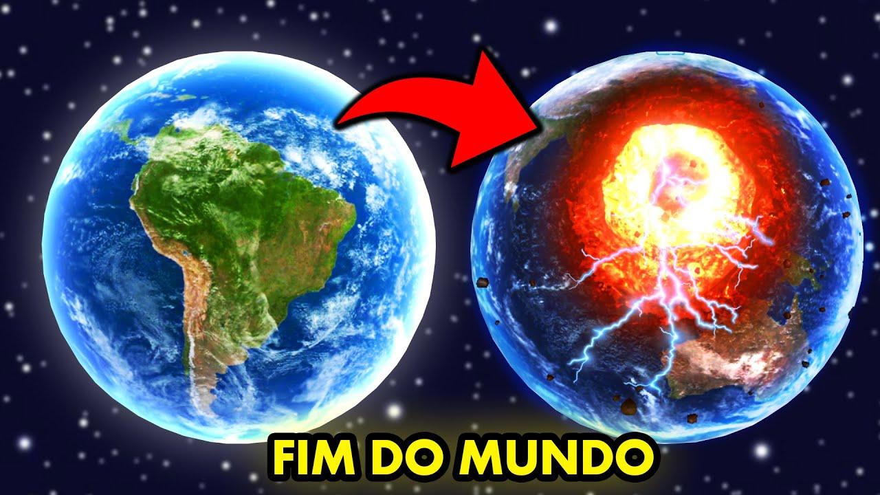 O JOGO DE DESTRUIR TODO O PLANETA TERRA