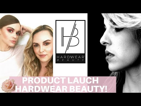 THE LAUNCH IS HERE!! First Product from Hardwear Beauty  Holland RodenElle Leary