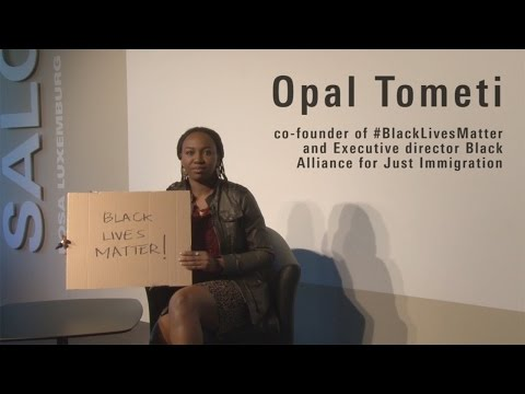 Interview with Opal Tometi (#BlackLivesMatter)
