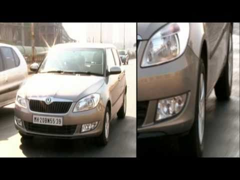 Skoda Fabia Video Review - Skoda Fabia Design Review By On Cars India