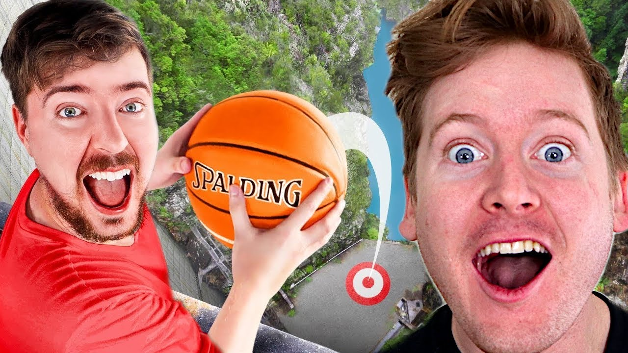 Download MrBeast's Make THIS Shot, Win $300,000 Reaction