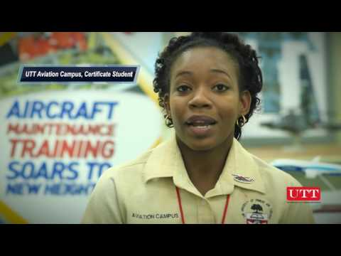 UTT - Aviation Campus Feature - Trinidad and Tobago