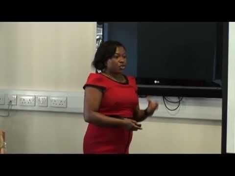 (2012) Dr Ama Eyo, Lecturer in Law - Bangor University