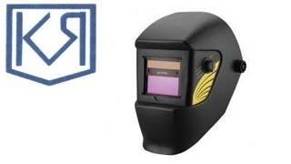 Маска сварщика хамелеон(Маска сварщика хамелеон с автоматически затемняемым светофильтром предназначена для защиты лица и глаз..., 2012-10-18T10:36:53.000Z)