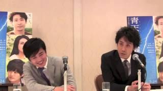 映画紹介はシーツーWEB版 http://www.riverbook.com ▷劇団ひとりが、自...