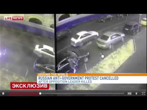 Russian opposition leader killed