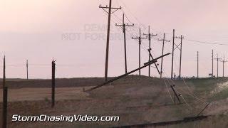 6/1/2014 Dodge City, KS Storm Damage, Flooding, Hail & Dust Storm