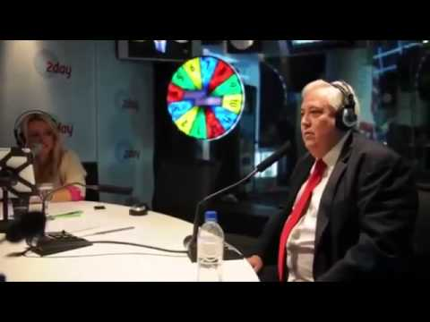 Clive Palmer 'twerks' on the Kyle and Jackie O show