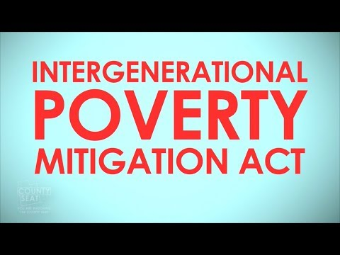 S8 Ep9 - Full Episode: Intergenerational Poverty - The County Seat
