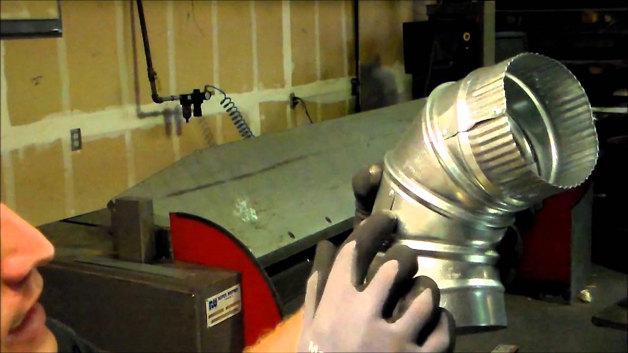 duct sealing machine