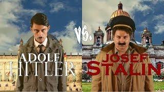 Adolf Hitler Vs Josef Stalin Destans Rap Sava Lar Drs