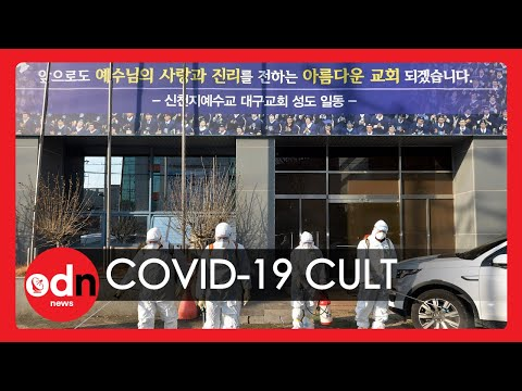 The 'Controversial Cult' Linked To South Korea's Coronavirus Crisis
