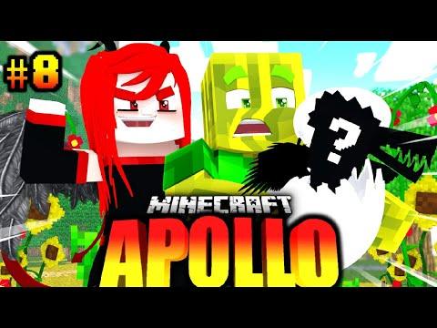 Mein NEUES GÖTTER HAUSTIER?! - Minecraft APOLLO #08 [Deutsch/HD]
