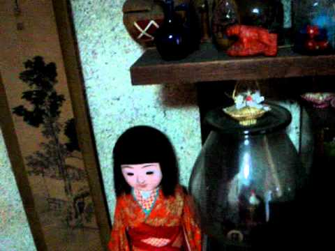 """""""Killer"""" ANTIQUES I inherited (featuring the Japanese Bride of Chucky)"""