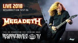 Megadeth - Symphony of Destruction (Live at Resurrection Fest EG 2018)