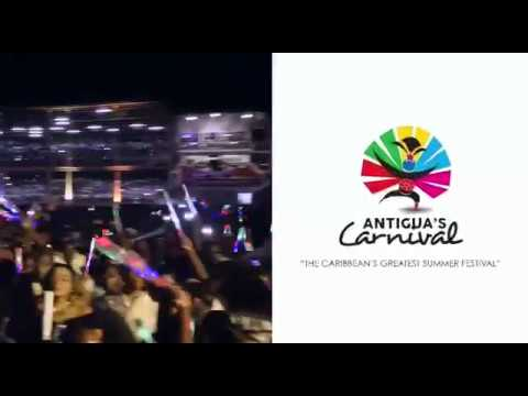 Antigua's Carnival 2017 - Party Monarch Highligts as captured by Trace Media