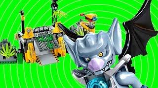 LEGO Lavertus Outland Base 70134 Chima Build & Review